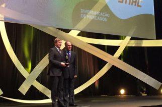 STIHL é Diamante no 45º Prêmio Exportação RS