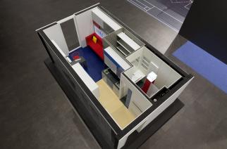 """Häfele potencializa conceito """"micro apartamento"""""""