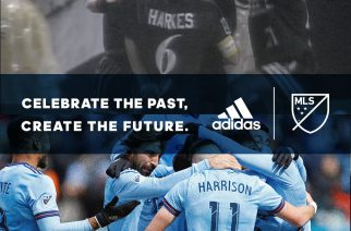 adidas amplia parceria com a Major League Soccer