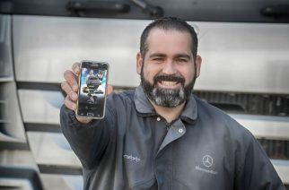 Mercedes-Benz lança aplicativo para os motoristas