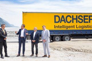Dachser investe em novo centro logístico na Áustria