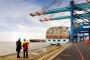 DHL fornece transparência em alto mar