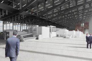TRUMPF lançará uma fábrica demo para a Indústria 4.0