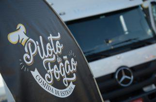 Mercedes-Benz promove experiências culinárias para motoristas de caminhões