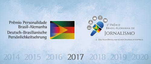 Câmara anuncia Personalidades e Jornalista Brasil-Alemanha 2017