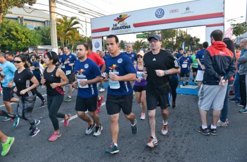 Volkswagen do Brasil patrocina Meia Maratona de São Bernardo do Campo
