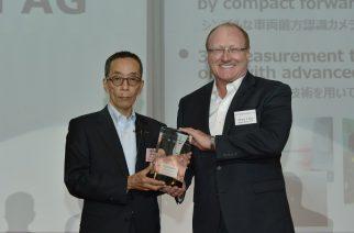 ZF conquista o prêmio pela tecnologia ProPilot
