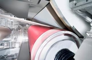 Voith Paper realiza manutenção preventiva da Klabin MP9
