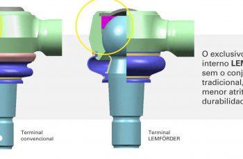 ZF Group oferece mais durabilidade aos terminais de direção
