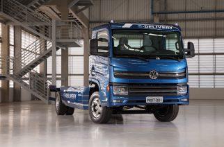 MAN apresenta caminhão elétrico na Alemanha