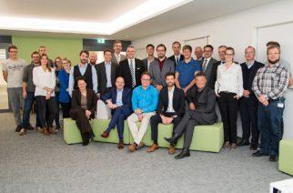 Krones inaugura oficialmente seu Laboratório de Inovação