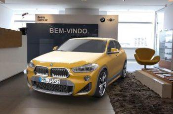 Snapchat coloca novo BMW na garagem de casa