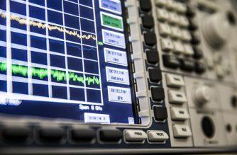 Spectrum Analyzer. Foto: TÜV Rheinland