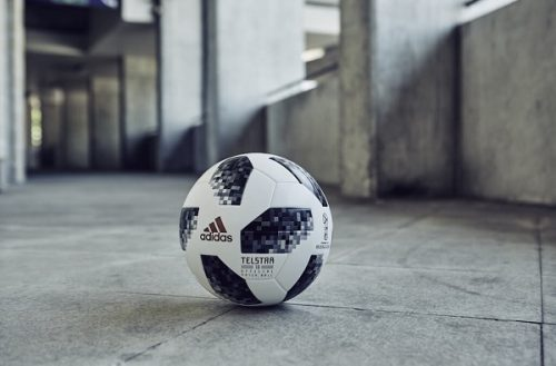 Bola oficial da Copa 2018 tem borracha brasileira