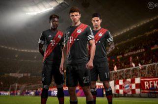 adidas lança sete novos uniformes para o jogo FIFA 18 f0327a7920da4
