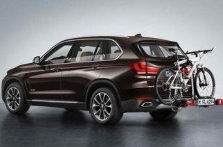 BMW lança engate elétrico original para os modelos X5 e X6