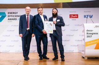 Grupo Krones recebe prêmio por cervejaria do futuro