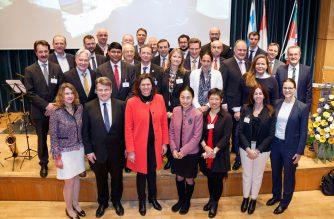 20º encontro dos representantes bávaros no exterior