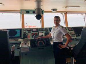 Daisy Lima comandante