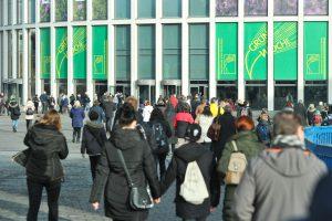 Internationale Grüne Woche 2018 IGW 2018 - Eingang Süd - IGW 2018 - South Entrance -