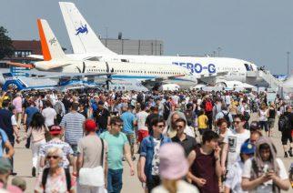 Feira alemã do setor aeroespacial se prepara para receber visitantes e expositores