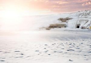 Usina islandesa Budarhals