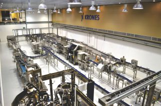Krones investe em nova planta na Europa