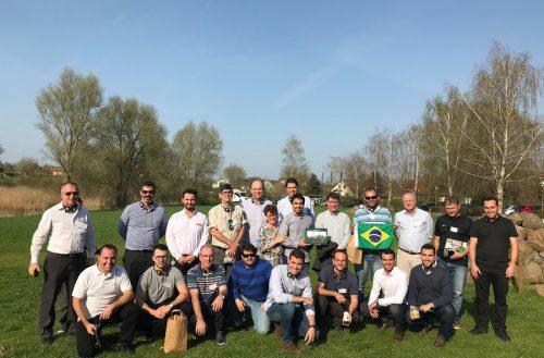 Delegação de biogás fecha novas parcerias e projetos