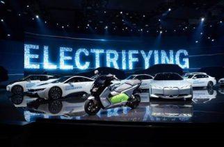 BMW Group comemora venda de 250 mil veículos eletrificados