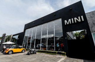 MINI inaugura nova concessionária em São Paulo