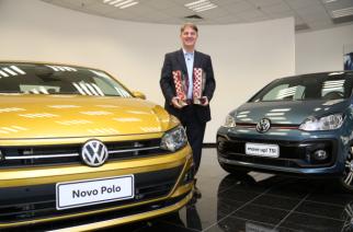 Volkswagen vence prêmio Best Cars da revista Carro