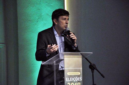 Eleições 2018: Eurocâmaras e Club Transatlântico recebem João Amoêdo
