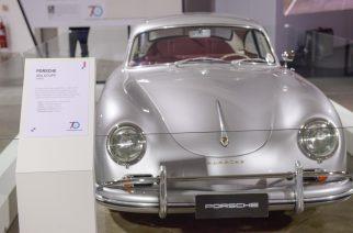 Porsche comemora 70 anos com tradição e esportividade em todo o mundo
