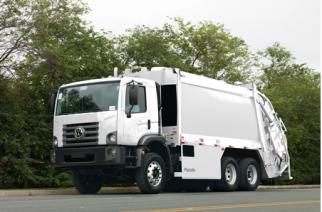 Volkswagen amplia linha de coleta de resíduos