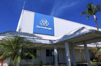 thyssenkrupp é eleita uma das empresas mais inovadoras do Brasil