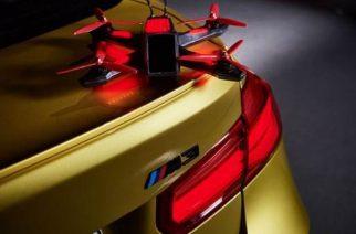BMW Welt sedia semifinal do  Campeonato Mundial de Corrida de Drones
