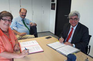 Novo acordo de cooperação DAAD-CAPES é assinado em Bonn