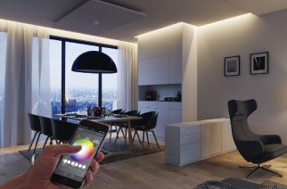 Häfele desenvolve sistema que controla iluminação de ambientes por aplicativo