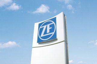 ZF aumenta a eficiência e a segurança da logística nos terminais de carga e descarga
