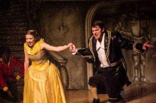 """Teatro Humboldt traz versão musical de """"A Bela e a Fera"""""""