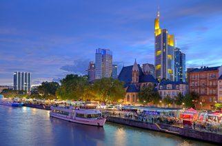Frankfurt revitaliza centro antigo