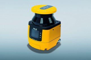 Pilz lança  scanner de segurança a laser