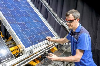 TÜV RHEINLAND apresenta serviços voltados para o mercado de energia solar