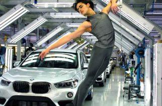 BMW Group Brasil e Escola do Teatro Bolshoi: uma imagem vale mais que mil palavras