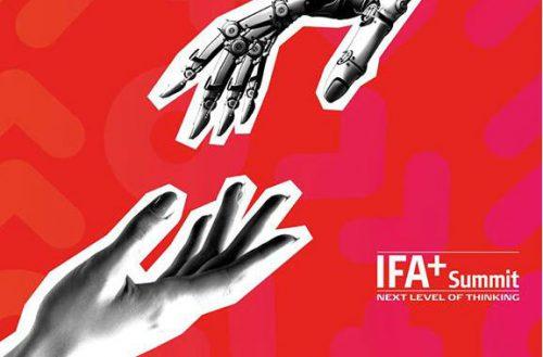 IFA+ Summit divulga alguns de seus palestrantes para a edição de 2018