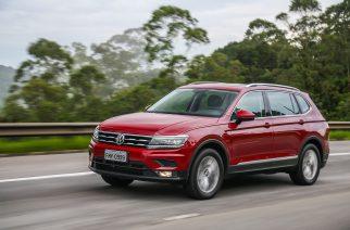 Nova Volkswagen mostra sua tecnologia no Driving Experience 2018