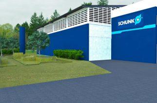 SCHUNK duplica tamanho de sua filial no ABC e disponibiliza um novo Tech Center