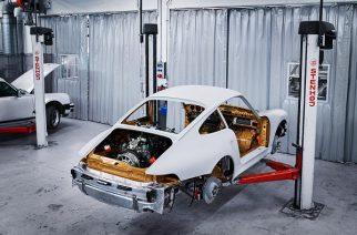 Porsche Classic constrói um 911 clássico com peças genuínas