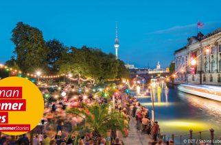 DZT anuncia nova campanha: Curta o verão nas cidades alemãs