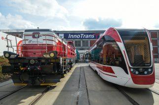 Pavilhão Mobility+ para transportes complementares estreia na próxima edição da InnoTrans